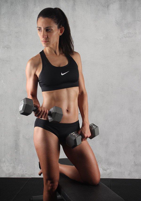 The Fit Ninja, Maggie Kattan